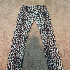 Pants - Cheetah leggings